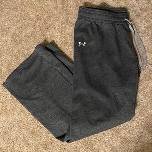 Women's Large Under Armour Sweatpants